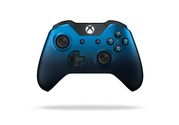 Microsoft Xbox One Brighton Blue Wireless Controller