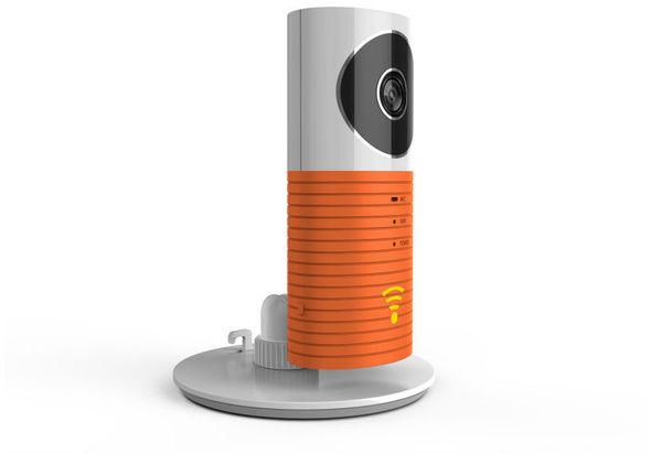 Grains IP Video Camera Baby Monitor, Orange