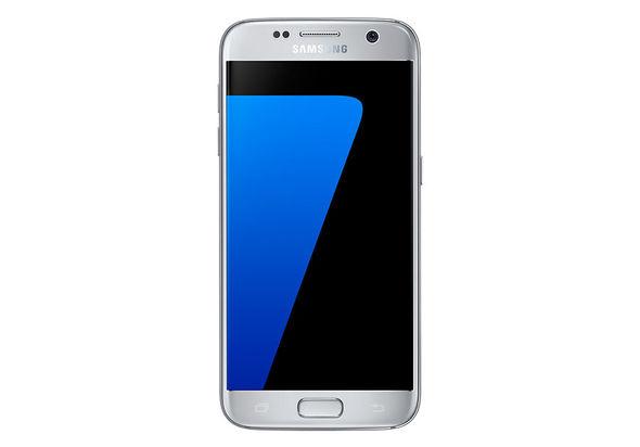 Samsung Galaxy S7 Smartphone, Dual Sim, 32 GB, Silver