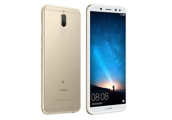 Huawei Mate 10 Lite Dual SIM Smart Phone LTE, Gold