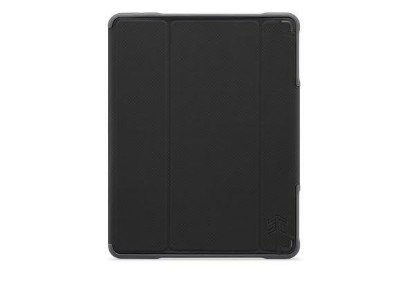أس تي ام STM Dux Plus حافظة أيباد 9.7 انش , أسود
