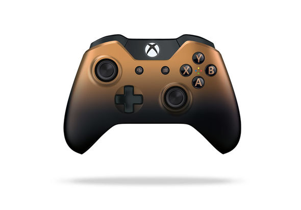 Microsoft Xbox One Special Edition Copper Shadow Wireless Controller