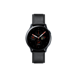 Samsung Galaxy Watch Active 2 40mm Stainless Steel,  Black