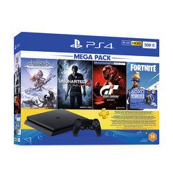Sony PlayStation 4 500GB Mega Pack Bundle