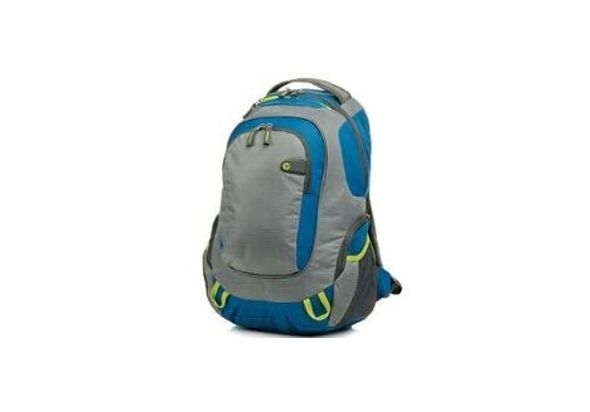 HP Outdoor Sport g/ blue Backpack