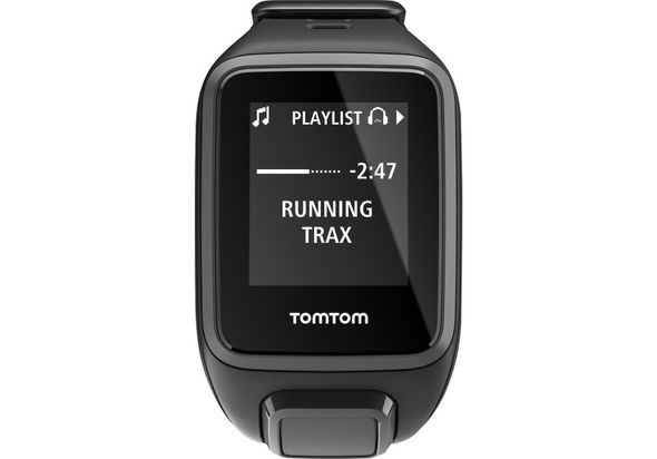 TomTom Spark Fit Small, Black