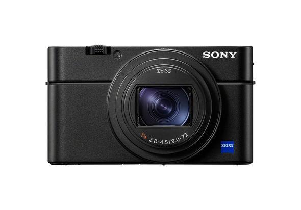 كاميرا رقمي سايبر شوت -DSC-RX100 من سوني