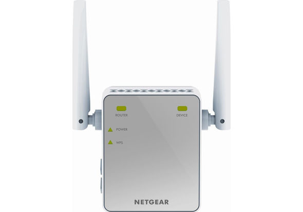 Netgear N300 WiFi Range Extender Essentials Edition