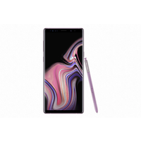 Samsung Galaxy Note 9 LTE Smartphone,  Lavender Purple, 128 GB