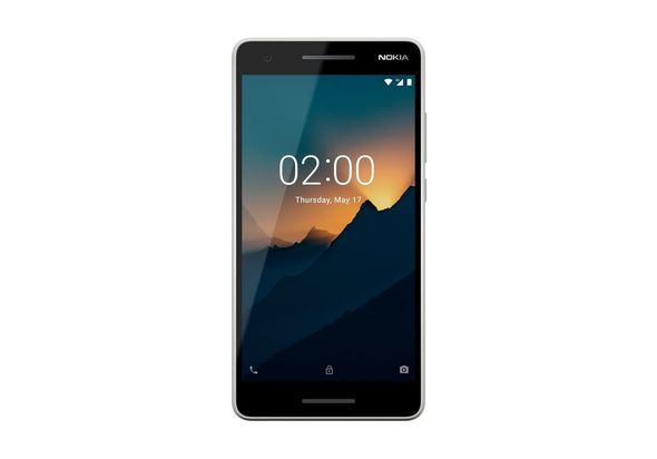Nokia 2.1 Smartphone LTE, Grey Silver