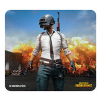 SteelSeries QcK+ PUBG Edition Mousepad