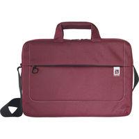 "Tucano Loop Large Slim Bag for 15"" Ultrabook and 15.6"" Notebook, Burgundy"