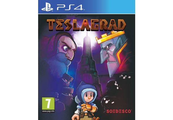 Teslagrad for PS4