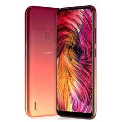 Lava R5s Play Smartphone LTE,  Chrome