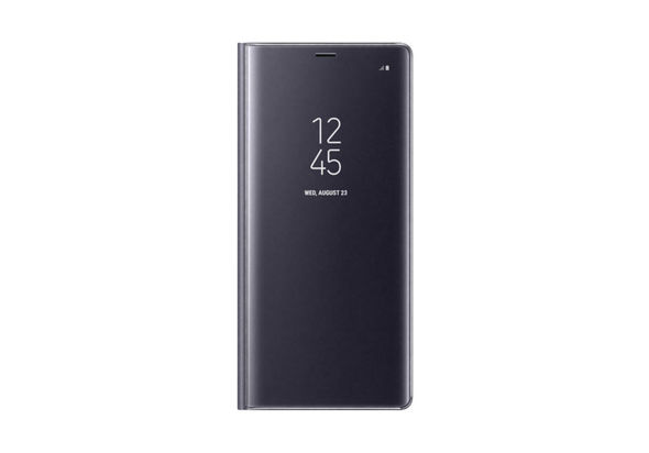 Samsung Galaxy Note8 Clear View Standing Cover, Violet