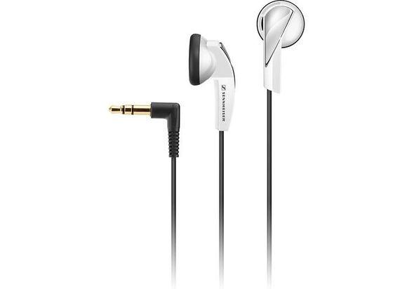 Sennheiser - Mx 365 Earbud Headphones,  white