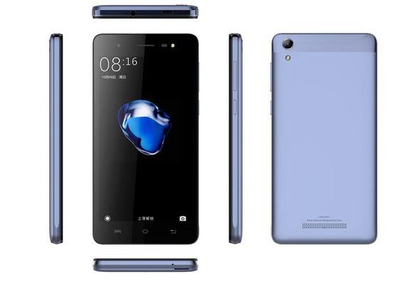 Lava Iris 50 Dual SIM Smartphone, Blue