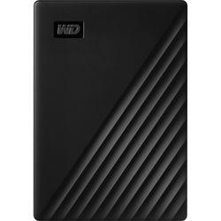 WD 2TB My Passport USB 3.2 Gen 1 External Hard Drive 2019, Black
