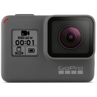 GoPro Hero Action Camera with Touch LCD, Black