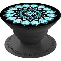 PopSockets Finger Grip, Peace Mandala Sky