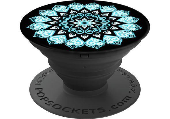 PopSockets Finger Grip, Peace Mandala Sky