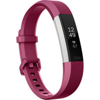Fitbit Alta HR Activity Tracker Large, Fuchsia