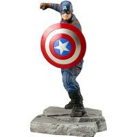 Comicave Studios Captain America: Civil War Movie Captain America Artfx Statue