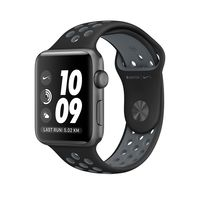 Apple Watch Series 2 Nike+ Space Gray Aluminum Case with Black/Cool Gray Nike Sport Band