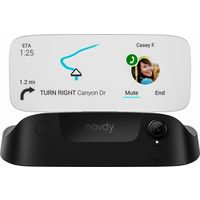 Navdy Portable Head-Up Display Device