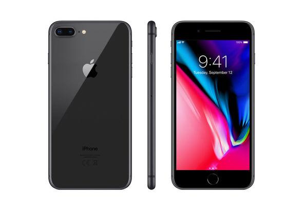 Apple iPhone 8 Plus 128GB Smartphone LTE,  Space Gray