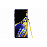 Samsung Galaxy Note 9 LTE Smartphone,  Ocean Blue, 128 GB