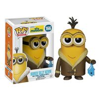 Funko Pop Movies Minions Bored Silly Kevin