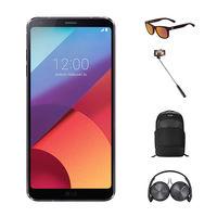 LG G6 H870 Smartphone LTE, Black