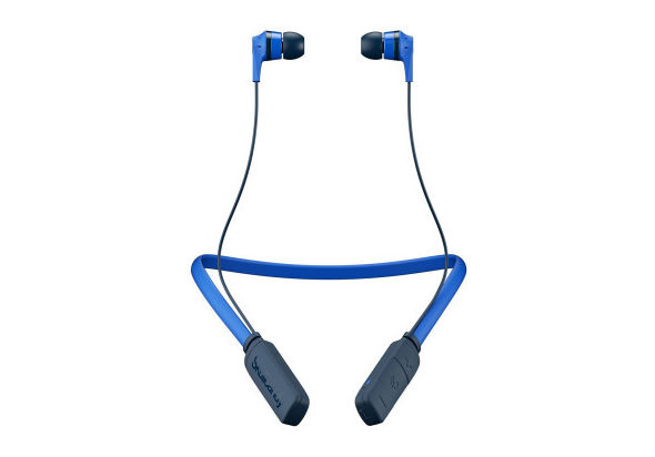 Skullcandy Ink d Bluetooth Wireless Earbuds, Royal Blue