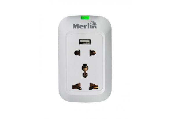 Merlin 683405477211 Wifi Smart Socket