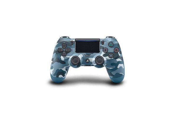 Sony PS4 DualShock 4 Wireless Controller, Blue Camouflage