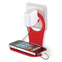 Driinn DRIR Mobile Phone Holder, Red