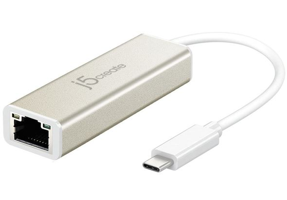 j5create JCE131 USB Type-C Gigabit Ethernet Adapter