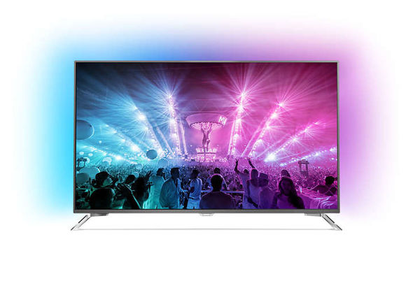 Philips 55PUT7101 55  4K Ultra Slim LED TV