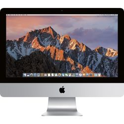 "Apple iMac i5 8GB, 1TB 21.5"" Desktop Arabic and English"