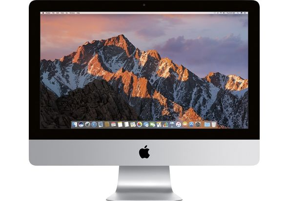 Apple iMac i5 8GB, 1TB 21.5  Desktop Arabic and English