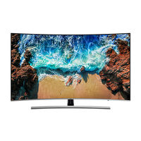"Samsung 65"" UA65NU8500KXZN Premium UHD 4K Curved Smart TV"
