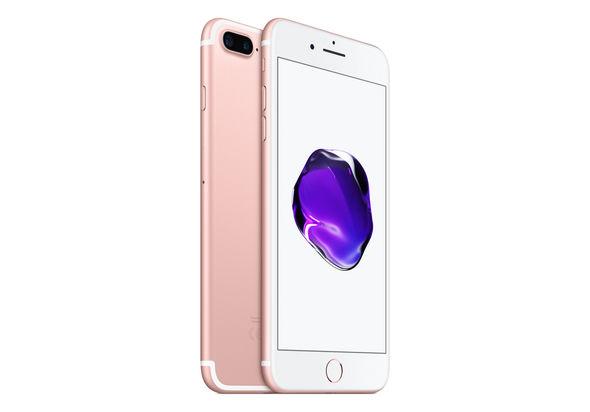Apple iPhone 7 Plus, 32GB Smartphone LTE, Rose Gold