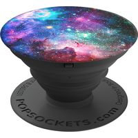 PopSockets Finger Grip, Blue Nebula