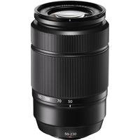 Fujifilm XC 50-230mm f/4.5-6.7 OIS II Lens, Black