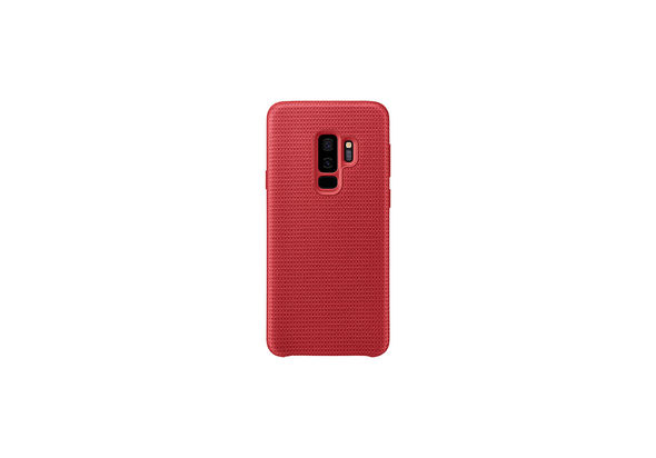 Samsung Galaxy S9+ Hyperknit Cover Case, Red