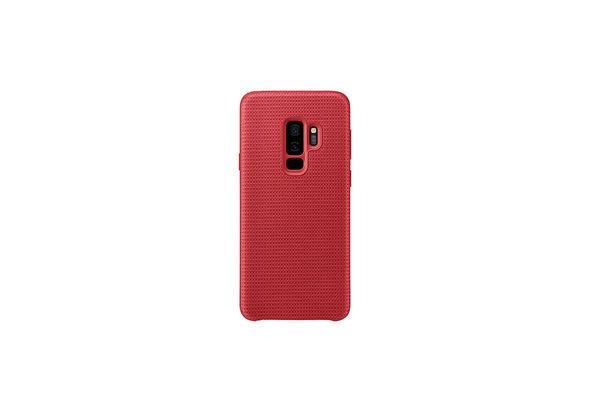 Samsung Galaxy S9+ Hyperknit Cover Case, Red