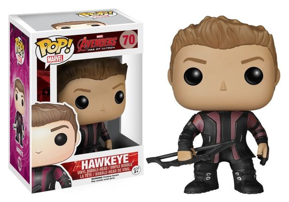 Funko POP Heroes Marvel Avengers 2 Hawkeye