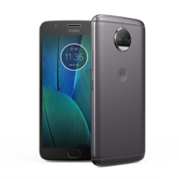 Motorola Moto G5s Plus Dual SIM Smartphone, Lunar Gray