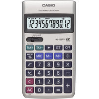 Casio HL-122TV Electronic Portable Calculator